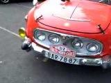 Tatra 603-2 Rally Monte Carlo 1960