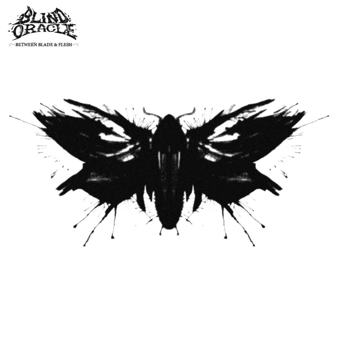 Blind Oracle - Between Blade & Flesh [EP] (2016)