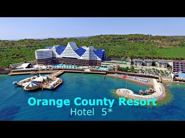 Orange County Resort Hotel Alanya 5*|Турция, Аланья