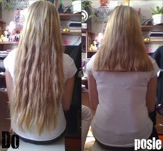 Очень длинные волосы вк