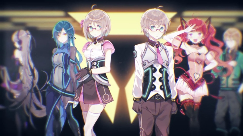 """Rhythm Game """"INVAXION""""First Trailer:Join the Adventure(ENG)"""