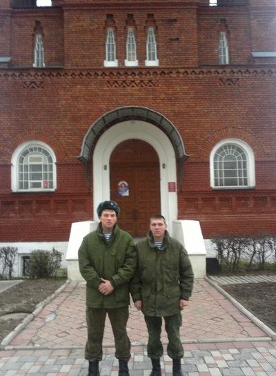 Николай Филин, 31 марта 1992, Череповец, id175253849