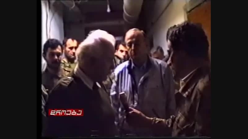 აფხაზეთის ომი TV Imedi Droeba 10.10.2005