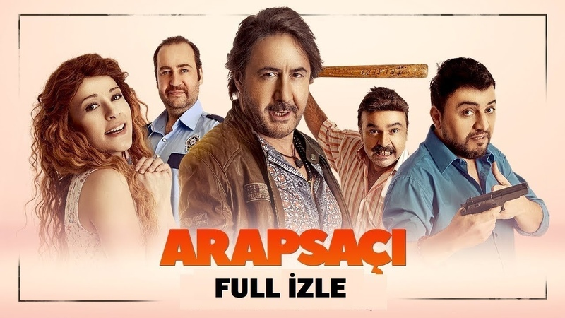 Arapsaçı | Türk Filmi | Yerli Komedi | Full izle | 2018