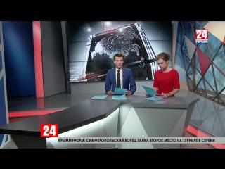 ДТП с шестью автомобилями под Симферополем: перевозчику могут аннулировать лицензию