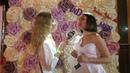 Showwomens интервью ведущей Оксаны Левченко на свадьбе Марины Корвин Татьяна Пучкова