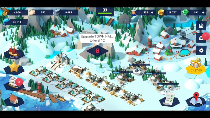 Seaport - Explore, Collect Trade Iphone/Ipad/Android Gameplay 27 1080p