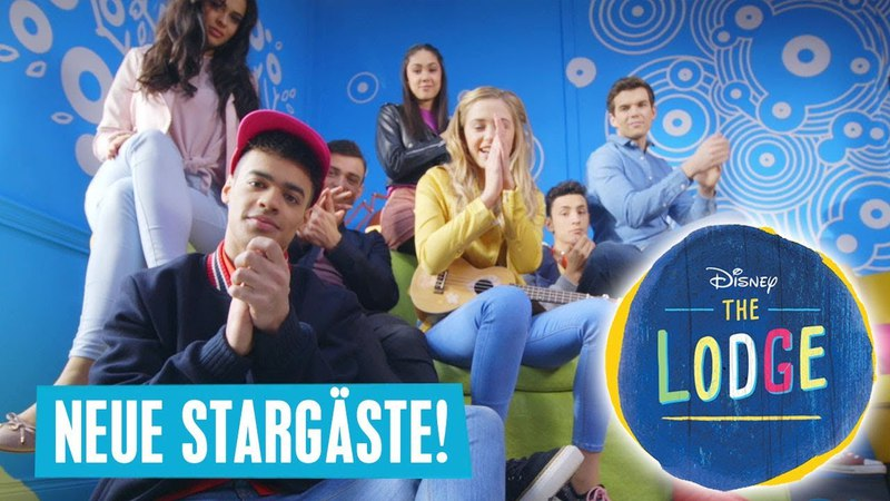 THE LODGE - Stargäste in der neuen Staffel | Disney Channel » Freewka.com - Смотреть онлайн в хорощем качестве