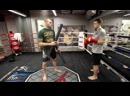 Тренировка бойца на реакцию в боксе Тренировки по боксу с нудлами Урок 6 nhtybhjdrf jqwf yf htfrwb d jrct nhtybhjdrb gj