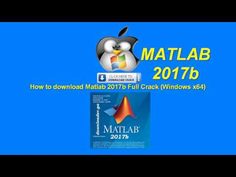 How To Download Matlab 2017b Full Crack For Windows