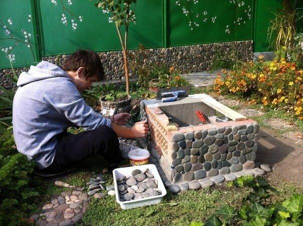 Materiales gr ficos gaby la idea para el jard n for Caracol de jardin de que se alimenta