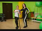 Спорт Мотивация от Тренера Надежды Смирновой и Её Ученицы Светланы