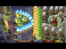 Pvz 2 Battlez - Wasabi Whip and Torchwood vs all Zombies