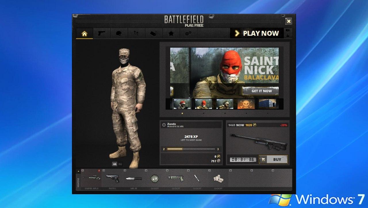 Battlefield online обзор