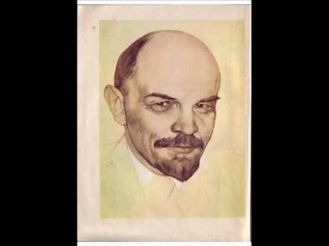 Это Ленин наш родной