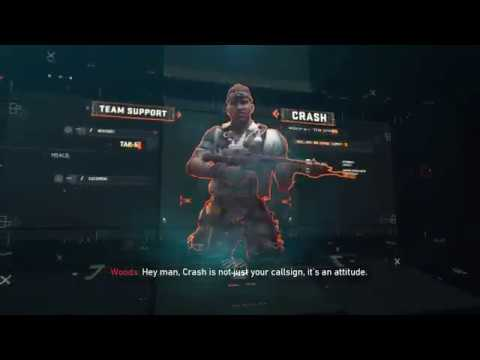 CALL OF DUTY BLACK OPS 4 SPECIALIST HQ CAMPAIGN Walkthrough Gameplay Part 2 CRASH PS4 PRO YouTub