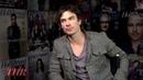 Ian Somerhalder on The Hollywood Reporter 2012