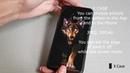 Слабонервным не смотреть !! Шокирующее видео !! Видео чехол на телефон и разбитый Samsung Galaxy s9