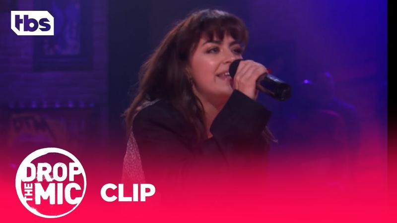 Drop the Mic: Charli XCX TERMINATES Tove Lo - CLIP   TBS