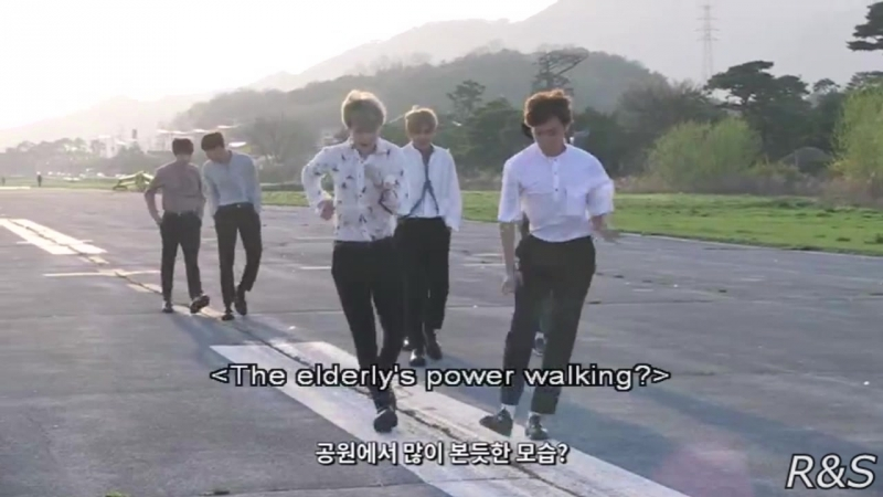 [ Озвучка RS ] BTS MEMORIES 2016 Young Forever создание клипа