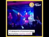 Группа «Хлеб» в Калининграде | Здесь был Кант | vk.com/kanthaus