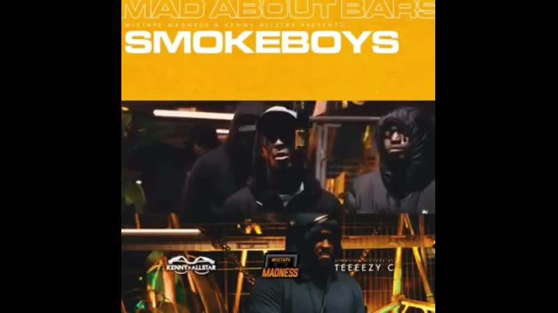 Smoke Boys on Mad About Bars