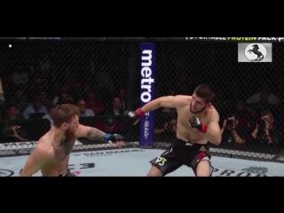 Khabib Nurmagomedov VS Conor McGregor [FIGHT HIGHLIGHTS]