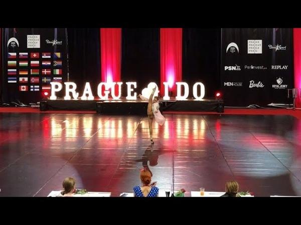 Brigita Krašovec - PERFECT HUMAN | Jan Ravnik Choreography