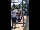 шоу тягач,поднятый вес 115 кг