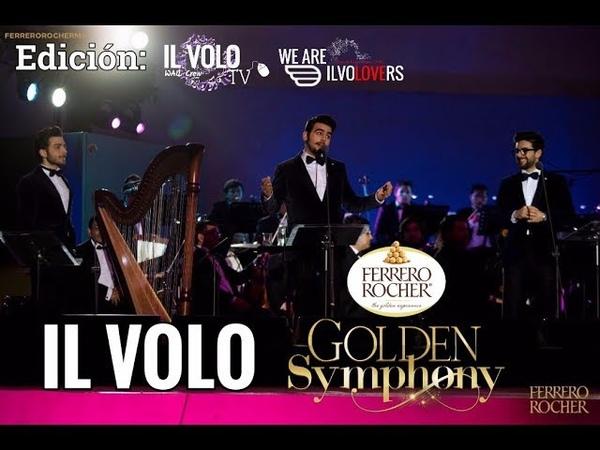 Golden Symphony: Una Navidad Dorada con Il Volo