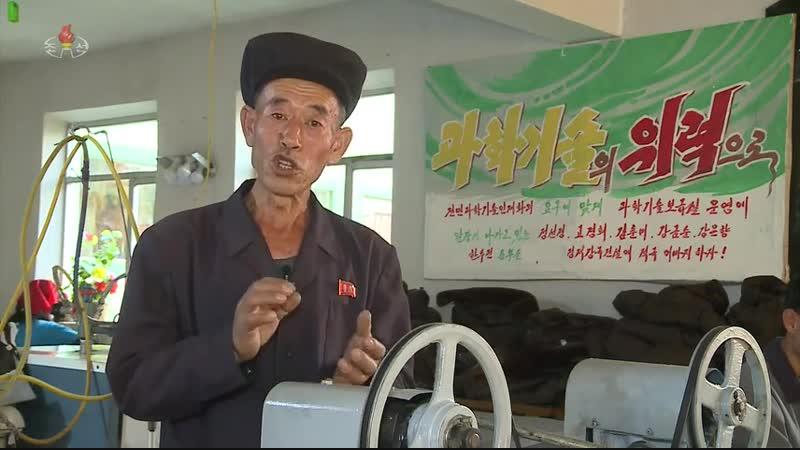 보답의 길 -사회주의애국공로자 희천은하피복공장 지배인 장이영희-