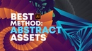 Illustrator Tutorial: Best Method for Abstract Design Assets