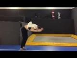 Наш атлет Никита Миронов. Ну что он творит, просто жесть!!!!