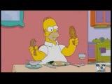 Симпсоны. Прикол с Гомером