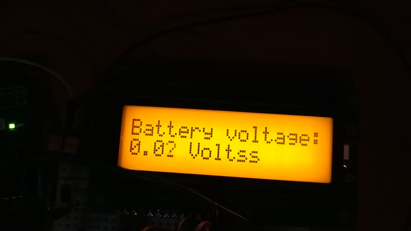 18 battery tester