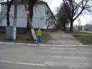Благодійним фондом Фортеця у місті Тараща встановлено систему безпеки пішохідного переходу