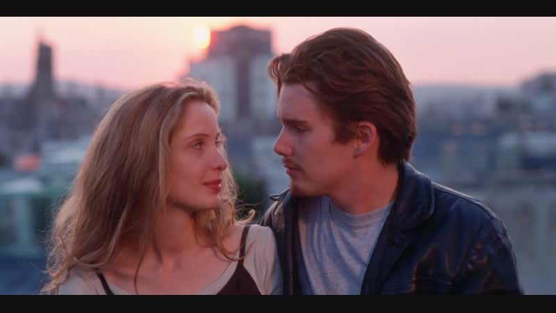 «Перед рассветом» / «Before Sunrise» (1995)