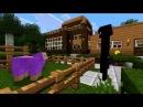 Minecraft приколы 3 серия-город мобов