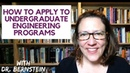 How to Successfully Apply to Engineering Programs