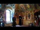 Ярославль. Церковь Ильи Пророка. Церковные песнопения