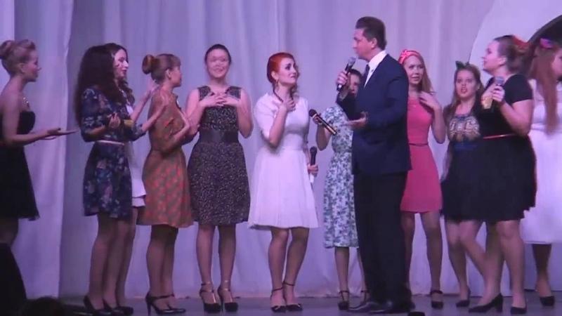 Шоу-группа Экстравагандза - Стоят девчонки