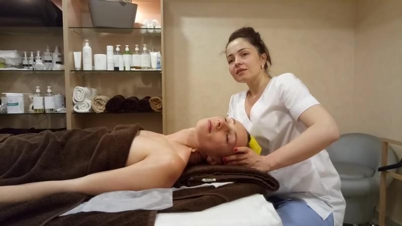 Изгнание бесов или Проработка Затылочных Бугров - правильная техника массажа. Ча
