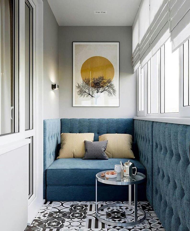 Идеальное место для отдыха в квартире