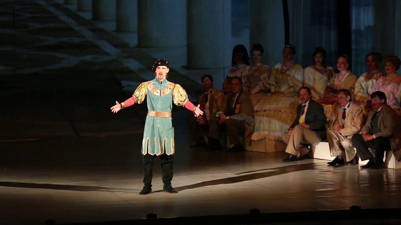 Кирилл Кириллов - песня Веденецкого гостя из оперы Садко (Н. А. Римский-Корсаков)