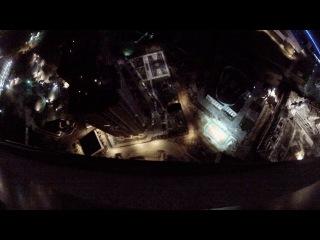 Жк Арт. Прыжок с крыши. 140 м. Крост