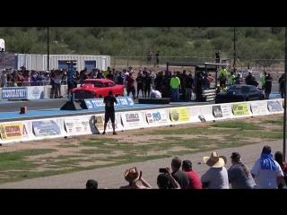 Lizzy Musi vs The 55 at Tucson No Prep Kings 2