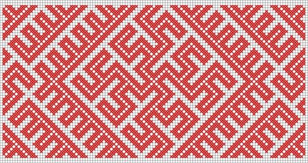 Страница Схемы для ткачества
