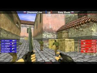Streamer.TV Cup | Easy Show vs [Demons].tm