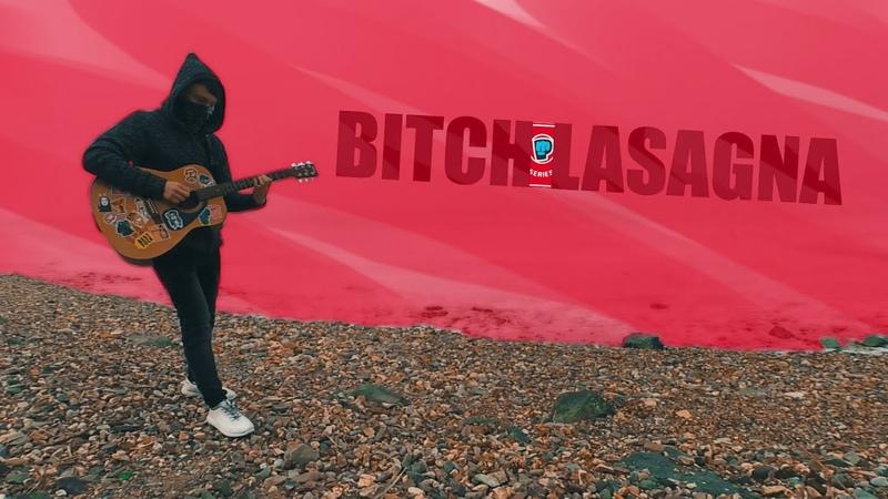 PewDiePie - Bitch Lasagna (Full Fingerstyle Guitar Cover TAB)