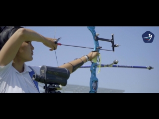 Старт чемпионата России по стрельбе из лука в Калининграде